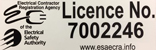 london ontario licensed electrical contractors turnay electric licence 7002246